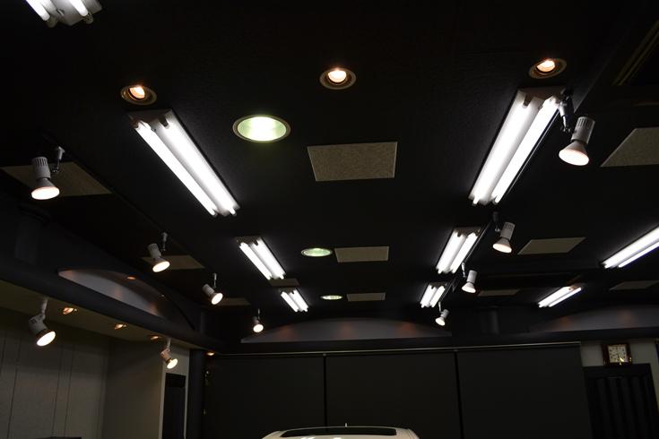 店舗照明735